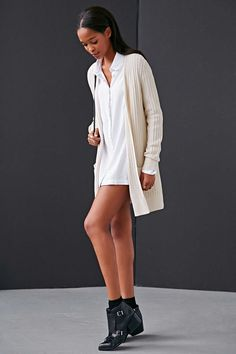 Silence + Noise Donna Cardigan Sweater - Urban Outfitters