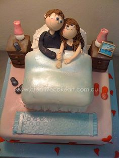 creative cake art OCCASION engement and anniversary cakes (13) | Flickr - Photo Sharing!
