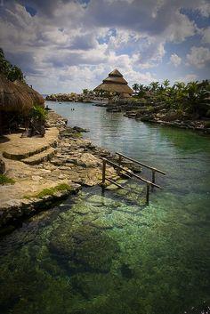Xcaret Park, Rivera Maya, Mexico