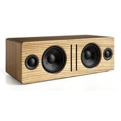 Audioengine: B2 Bluetooth Desktop Speaker - Zebrawood                                                                                                                                                                                 More
