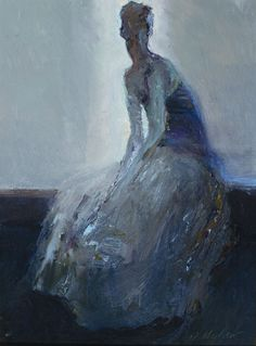 By Dan McCaw, reminds me of Degas