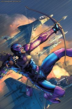 hawkeye graphic novel image