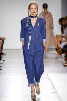 A Détacher Spring/Summer 2017 Ready-To-Wear Collection | British Vogue #NYFW