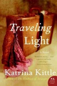Traveling Light by Katrina Kittle.  Wonderful book, read in one sitting.  <3 <3 <3 <3