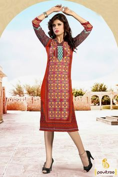 Create your own new fashion by draping this multi color college wear long kurti and kurtas with print work is great for puja and casual evening function.Purchase Now.! #Multicolor #collegewear #longkurti, #kurti, #designerkurtis, #casualkurtis, #Indiankurtis, #kurtisonlineshopping, #fancykurtis, #longkurtis, #tunics, #tunic, #longkurta, #tunictop, #partywearkurti,  #womentunic, #ladieskurti, #valentinedresses, #ukstyledresses  More:  Any Query :  Call / WhatsApp : +91-76982-34040