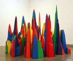 Sol LeWitt : Splotch - Contemporary Art - Philadelphia Museum of Art