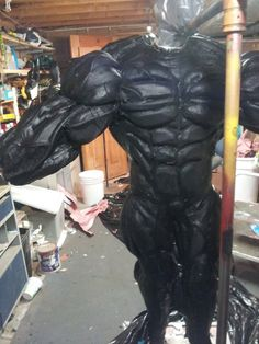 42 best muscle suits images armors cosplay costumes diy costumes rh pinterest com