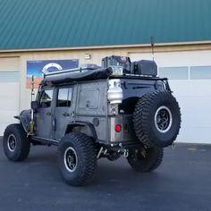 The Jeep Called Yeti - Trucks - Auto Cj Jeep, Jeep Suv, Jeep Rubicon, Jeep Cars, Jeep Truck, Truck Drivers, Jeep Wrangler 4 Door, Ford Ranger Truck, Jeep Wrangler Jk