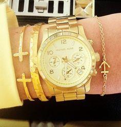 I want a Michael Kors watch