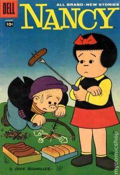 Nancy And Sluggo: The Campfire (150 pieces)