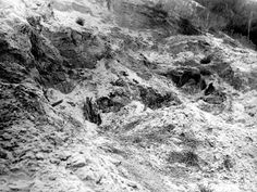 Babi Yar, Ukraine, A covered mass grave. Estimates of the total number killed at Babi Yar during the Nazi occupation vary. In 1946, Soviet prosecutor L. N. Smirnov at the Nuremberg Trials claimed there were approximately 100,000 corpses lying in Babi Yar