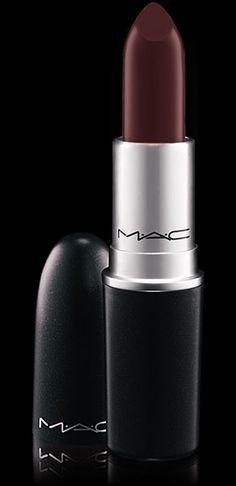 MAC Lipstick - Film Noir - dark brown