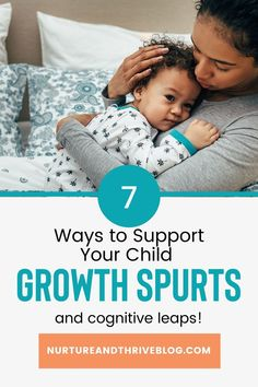 How to tell if your child is going through a growth spurt or cognitive leap. Five ways to support your child's brain through these periods so they can get back to their happy selves! A cranky child is a growing child. #toddlers #crankykids #parenting #positiveparenting #growthspurts #cognitiveleaps #kids #parentinghack #hacksforgrumpykids Good Parenting, Parenting Hacks, Brain Connections, Under The Surface, Mindfulness Activities, Sensory Activities, Child Development, Social Skills, Growing Child