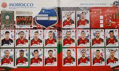 Album figurine mondiali World cup Russia 2018 - Panini FOTO Russia, Panini, Fifa World Cup, Football, Album, Baseball Cards, Soccer, Futbol, American Football