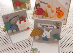 It's Your Birthday, Birthday Cards, Happy Birthday, Paper Art, Paper Crafts, Diy Cards, Childcare, Cricut, Card Making