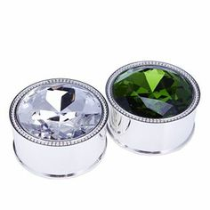 Silver-tone box has a beautiful faceted diamante on top  is lined with anti-tarnish lining to keep your silver jewellery tarnish free for 25 years +. 702551 - Set of 2 Safekeeper Diamante Boxes by Lori Greiner  QVC Price: £31.50 Introductory Price : £26.76 + PP: £4.95 http://www.facebook.com/l.php?u=http%3A%2F%2Fwww.qvcuk.com%2FSet-of-2-Safekeeper-Diamante-Boxes-by-Lori-Greiner.product.702551.html