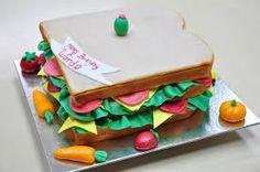 sandwich cake - Google Search