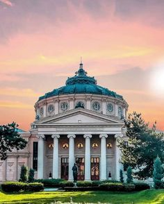 Top 10 Things to Do in Bucharest in Summer - The Adventures of Kiara Yew Beautiful Park, Beautiful Castles, Beautiful Buildings, Beautiful World, Beautiful Places, Travel Around The World, Around The Worlds, Travel Ideas, Travel Tips