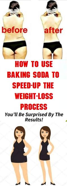Use Baking Soda To Speed-UP The Weight-Loss Process - Health Care and Fitness Tips Trying To Lose Weight, Losing Weight Tips, Weight Loss Tips, Weight Loss Plans, Weight Loss Program, Get Healthy, Healthy Tips, Healthy Weight, Fitness Tips