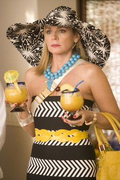 Samantha Jones (Kim Catrall) ~ Sex and the City