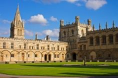 Christ Church College - Harry Potter location, Oxford