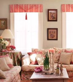 4. Choose Comforting Colors  This is for my family room...