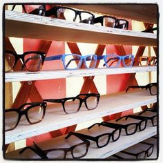 Glasses!! @warbyparker's Citizen's Circus