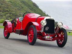 1921-1923  Alfa Romeo G1