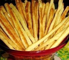 Cheese straws in 25 minutes. Cheese Straws, Good Food, Yummy Food, Russian Recipes, Creative Food, No Cook Meals, Food Photo, Cooker Recipes, Baking Recipes