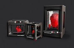 Makerbot Mini Compact & Z18 #3DPrinters