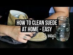 How to Clean Suede Shoes | POPSUGAR Smart Living