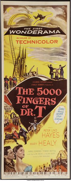 5000 Fingers of Dr. T (1953)