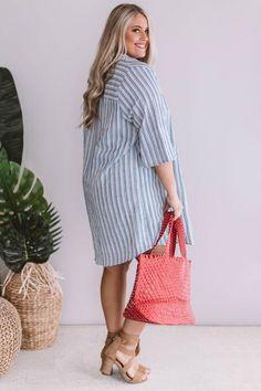 26dc6daa6e7a Pacific Coast Casual Shift Dress • Impressions Online Boutique