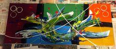 Compilation Part II: Christmas presents! Christmas Presents, Waves, Paintings, Art, Xmas Gifts, Art Background, Paint, Xmas Presents, Painting Art