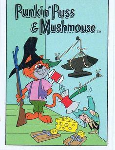 punkin'puss & Mushmouse