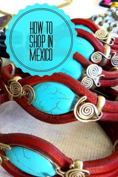 Shopping in a Mexican market one can be overwhelmed by the colorful choices. How to take home a quality souvenir from Mexico whether it be leather, jewelry, silver, pottery or clothing.