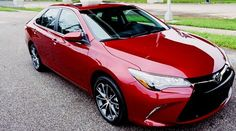 2016 Toyota Camry XSE V6 Specifications