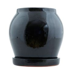 Antique ruukku S, musta ryhmässä Sisustustavarat / Koristeet @ ROOM21.fi…
