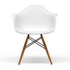 Retro-classic White Accent Chairs (Set of 2) | Overstock.com