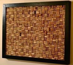 @Amy Rohrbaugh Weisbrod an idea for your corks.