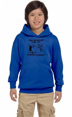 ren and stimpy Youth Hoodie