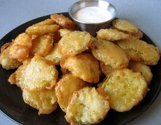 Fried Dill Pickle Chips... Happy Hour Appetizers 10 | Hampton Roads Happy Hour - i.2.6