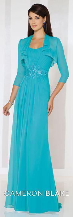 Cameron Blake Spring 2016 - Style No. 116653 #formaleveningdresses