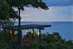 The Retreat dining sala at Six Senses Samui, Thailand http://www.sixsenses.com/resorts/samui/accommodation/villas-and-suites