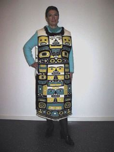 Awesome Evelyns chilkat tunic