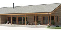 Exterior siding ideas farmhouse floor plans 15 ideas for 2019 Cabin House Plans, Pole Barn House Plans, Ranch House Plans, New House Plans, Modern House Plans, Small House Plans, House Exterior Color Schemes, Exterior Paint Colors For House, House Shutters