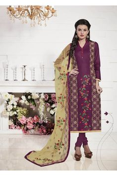 Buy salwar kameez online from an endless collection of latest salwar suit. Shop innovative embroidered and lace work churidar suit for festival and party. Latest Pakistani Suits, Latest Salwar Suits, Pakistani Dresses Online, Pakistani Outfits, Designer Suits Online, Designer Salwar Suits, Indian Bridal Wear, Indian Ethnic Wear, Wedding Salwar Suits