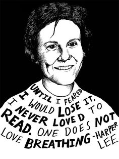Harper Lee Authors Series by Ryan Sheffield by RyanSheffield