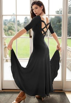 Espen for Chrisanne Clover Berlin Leotard | Dancesport Fashion @ DanceShopper.com