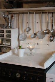 Pretty kitchen of Andrella Herzen